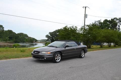 2000 Chrysler Sebring for sale at Car Bazaar in Pensacola FL