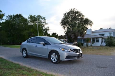 2014 Honda Civic for sale at Car Bazaar in Pensacola FL