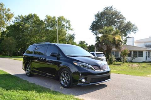 2015 Toyota Sienna for sale at Car Bazaar in Pensacola FL
