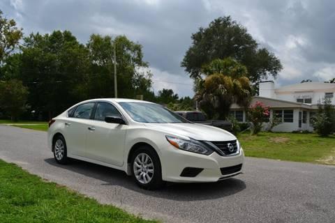2016 Nissan Altima for sale at Car Bazaar in Pensacola FL