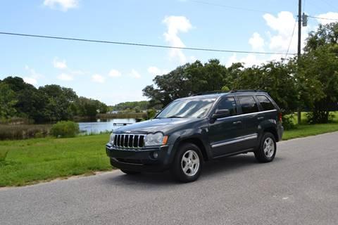 2007 Jeep Grand Cherokee for sale at Car Bazaar in Pensacola FL