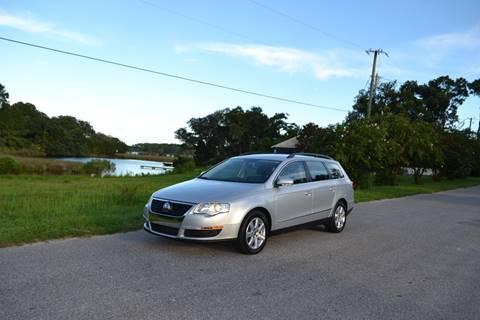 2008 Volkswagen Passat for sale at Car Bazaar in Pensacola FL