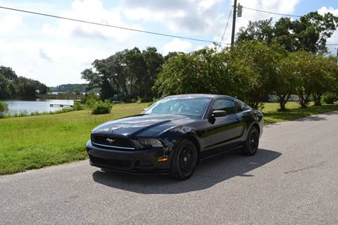 2014 Ford Mustang for sale at Car Bazaar in Pensacola FL