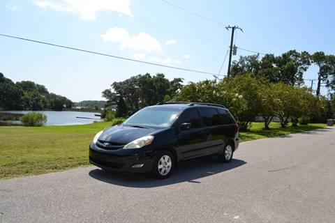 2010 Toyota Sienna for sale at Car Bazaar in Pensacola FL