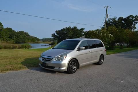 2007 Honda Odyssey for sale at Car Bazaar in Pensacola FL