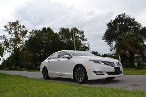 2016 Lincoln MKZ for sale at Car Bazaar in Pensacola FL