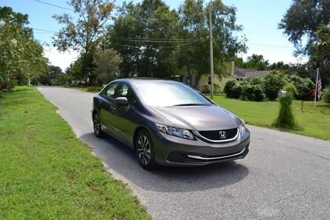 2015 Honda Civic For Sale In Pensacola, FL