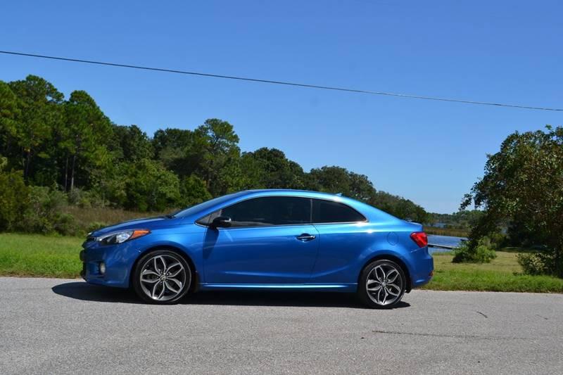 2014 Kia Forte Koup For Sale At Car Bazaar In Pensacola FL
