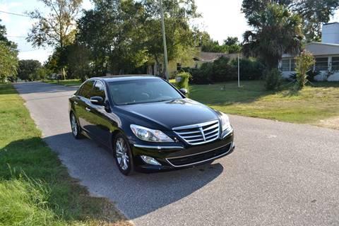 2012 Hyundai Genesis for sale at Car Bazaar in Pensacola FL