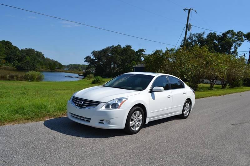 2010 Nissan Altima For Sale At Car Bazaar In Pensacola FL
