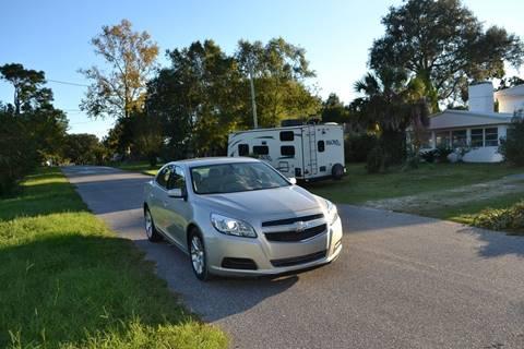 2013 Chevrolet Malibu for sale at Car Bazaar in Pensacola FL