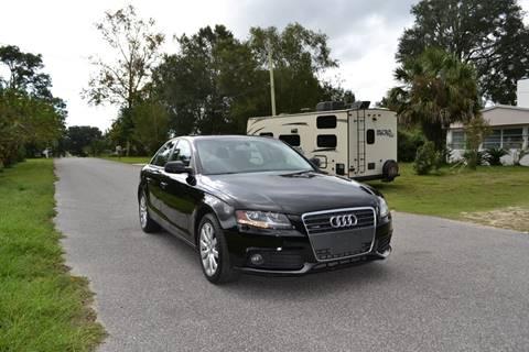 2012 Audi A4 for sale at Car Bazaar in Pensacola FL