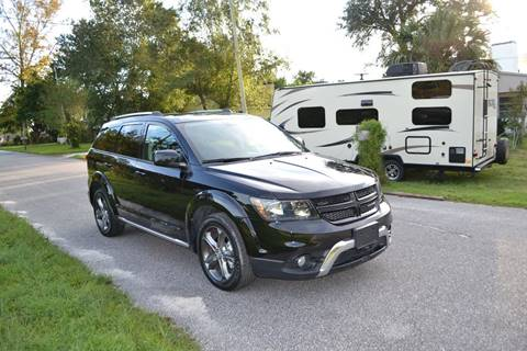 2016 Dodge Journey for sale at Car Bazaar in Pensacola FL