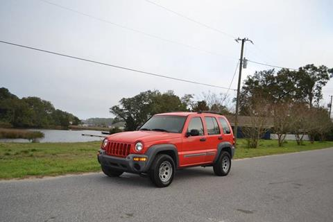 2002 Jeep Liberty for sale in Pensacola, FL