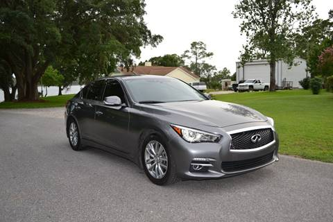 2017 Infiniti Q50 for sale in Pensacola, FL