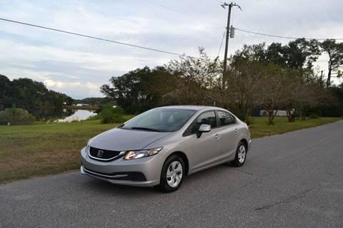 2013 Honda Civic for sale in Pensacola, FL