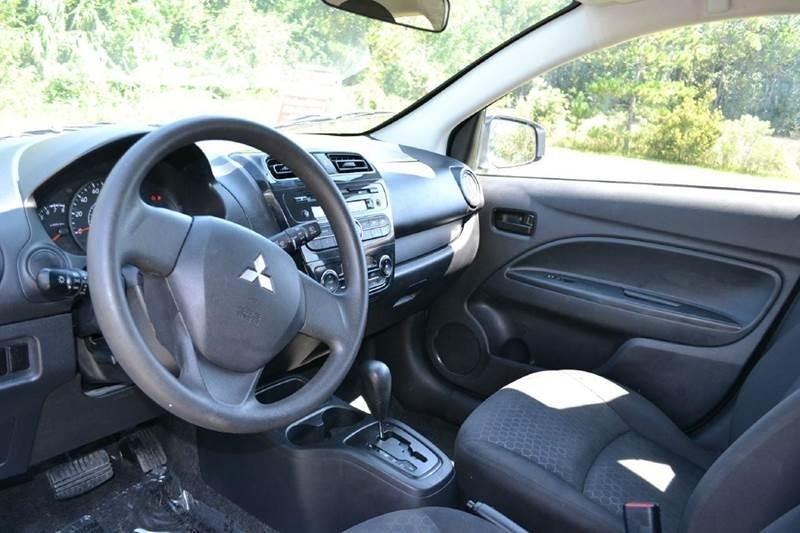 2015 Mitsubishi Mirage for sale at Car Bazaar in Pensacola FL