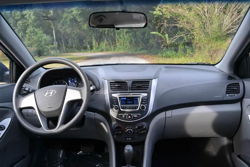 2015 Hyundai Accent for sale at Car Bazaar in Pensacola FL