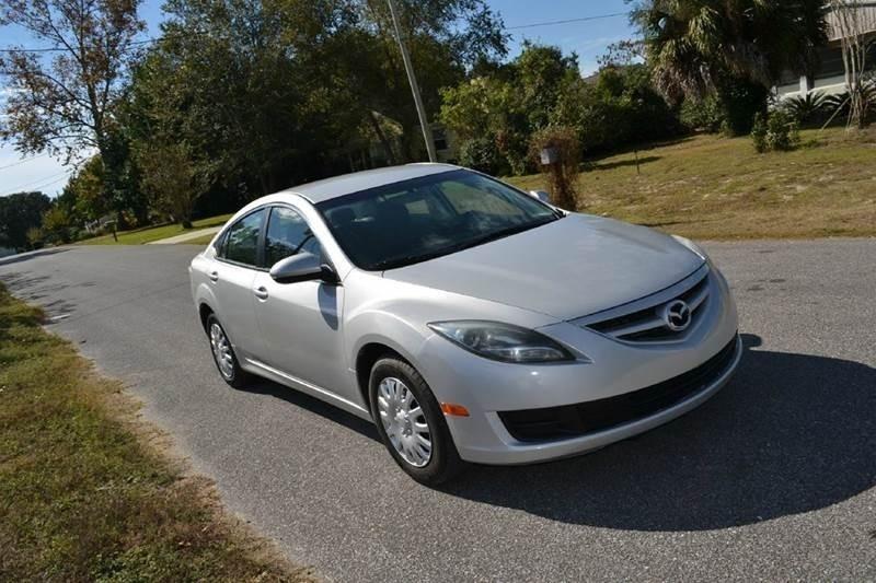 2011 Mazda MAZDA6 for sale at Car Bazaar in Pensacola FL