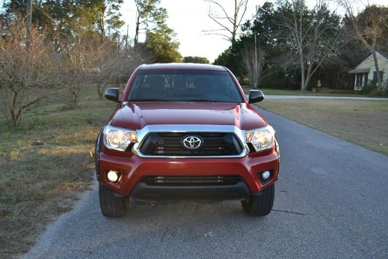 2013 Toyota Tacoma for sale at Car Bazaar in Pensacola FL