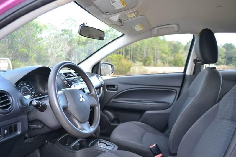 2014 Mitsubishi Mirage for sale at Car Bazaar in Pensacola FL