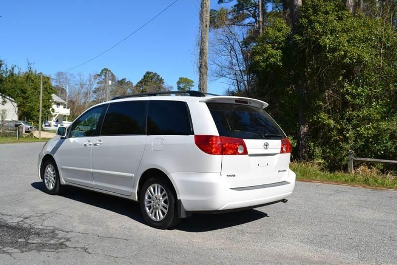 2008 Toyota Sienna for sale at Car Bazaar in Pensacola FL