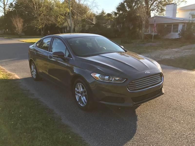 2014 Ford Fusion for sale at Car Bazaar in Pensacola FL