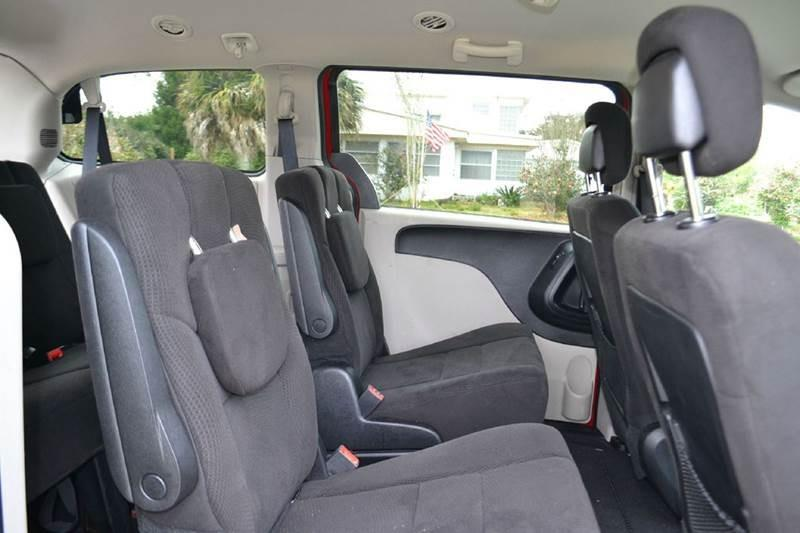 2012 Dodge Grand Caravan for sale at Car Bazaar in Pensacola FL