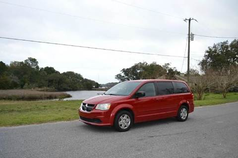 2012 Dodge Grand Caravan for sale at Car Bazaar in Pensacola FL