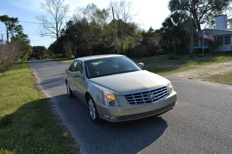 2007 Cadillac DTS for sale at Car Bazaar in Pensacola FL