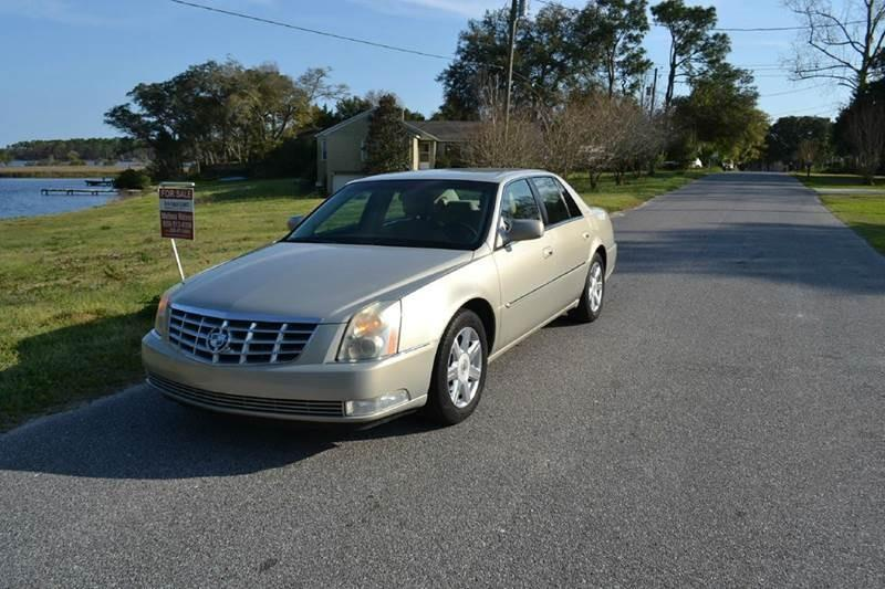 2007 Cadillac DTS for sale at Car Bazaar in Pensacola FL