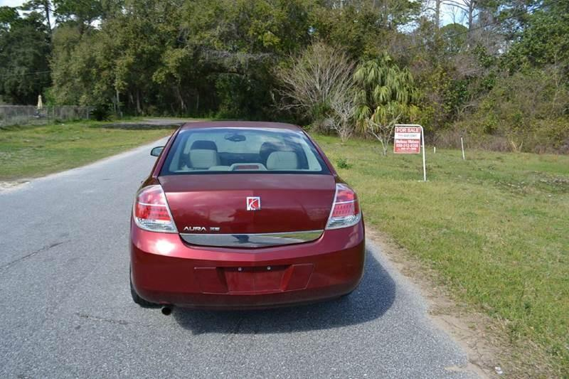 2009 Saturn Aura for sale at Car Bazaar in Pensacola FL