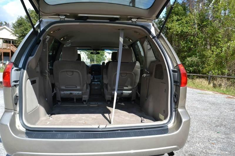 2006 Toyota Sienna for sale at Car Bazaar in Pensacola FL