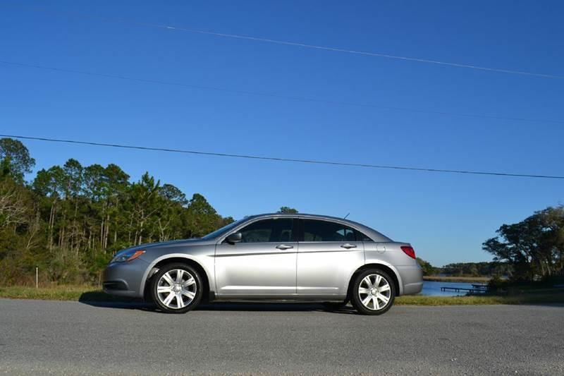 2013 Chrysler 200 for sale at Car Bazaar in Pensacola FL