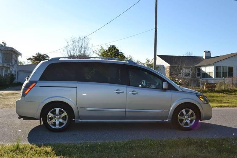 2007 Nissan Quest for sale at Car Bazaar in Pensacola FL