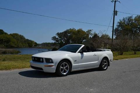 2005 Ford Mustang for sale at Car Bazaar in Pensacola FL