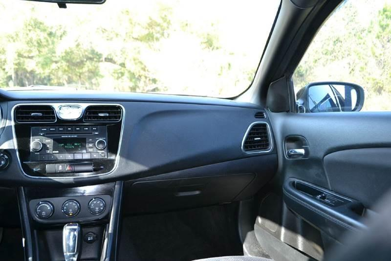 2014 Chrysler 200 for sale at Car Bazaar in Pensacola FL