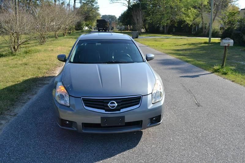 2007 Nissan Maxima for sale at Car Bazaar in Pensacola FL