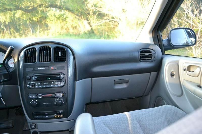 2005 Dodge Caravan for sale at Car Bazaar in Pensacola FL
