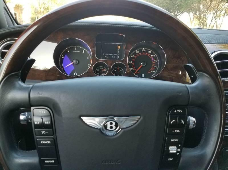 2007 Bentley Continental Flying Spur for sale at Car Bazaar in Pensacola FL