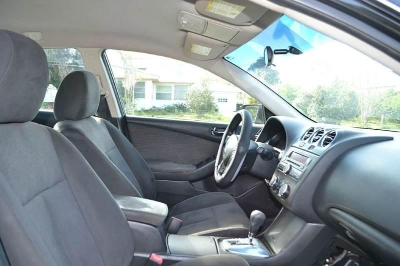 2012 Nissan Altima for sale at Car Bazaar in Pensacola FL