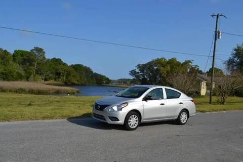 2015 Nissan Versa for sale at Car Bazaar in Pensacola FL