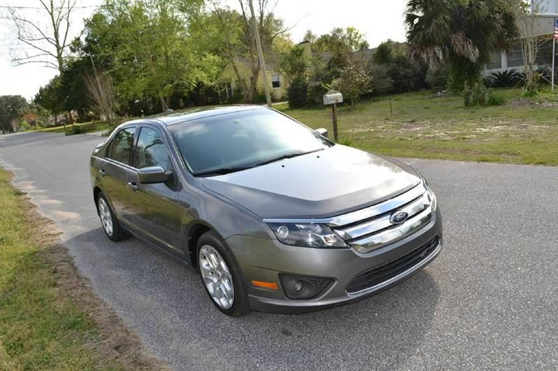 2011 Ford Fusion for sale at Car Bazaar in Pensacola FL