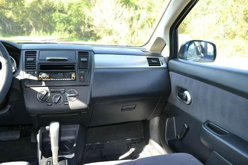 2008 Nissan Versa for sale at Car Bazaar in Pensacola FL