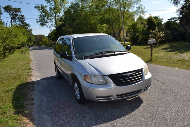 2007 Chrysler Town and Country for sale at Car Bazaar in Pensacola FL