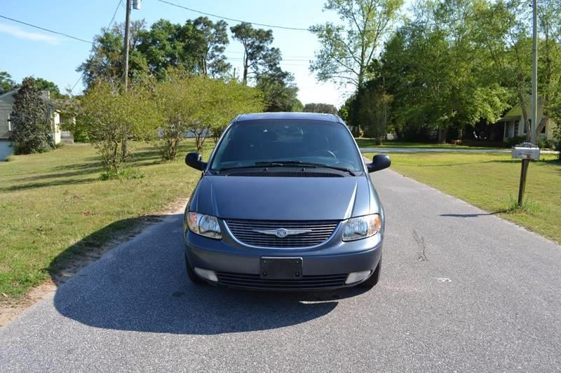 2001 Chrysler Town and Country for sale at Car Bazaar in Pensacola FL