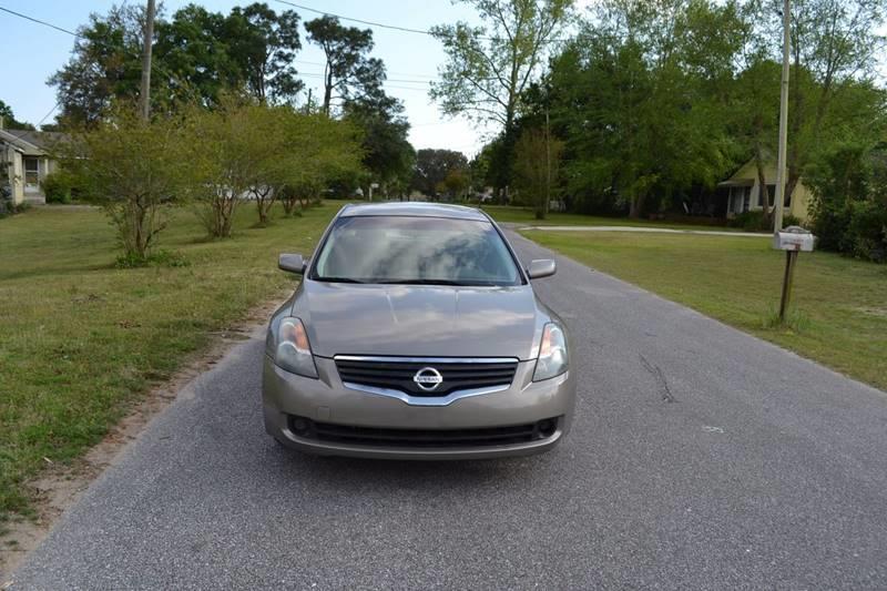 2007 Nissan Altima for sale at Car Bazaar in Pensacola FL