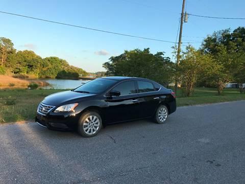 2015 Nissan Sentra for sale at Car Bazaar in Pensacola FL