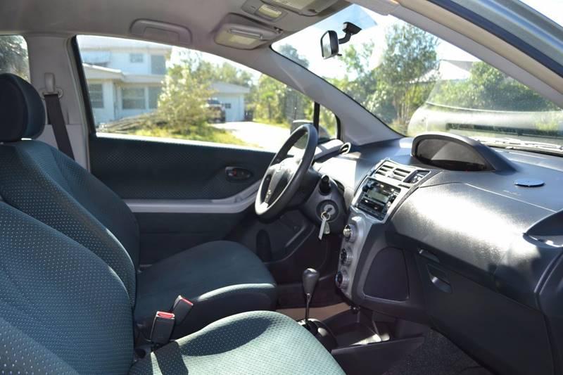 2007 Toyota Yaris for sale at Car Bazaar in Pensacola FL