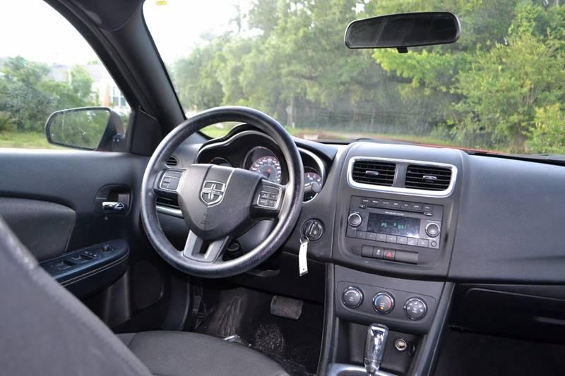 2014 Dodge Avenger for sale at Car Bazaar in Pensacola FL